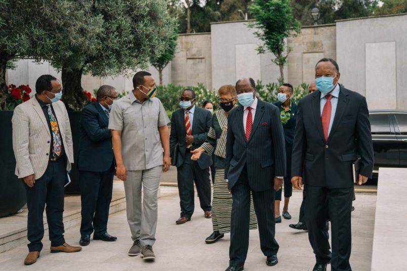 Ethiopia thanks AU envoys but remains firm on Tigray crisis