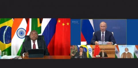BRICS leaders focus on COVID challenges