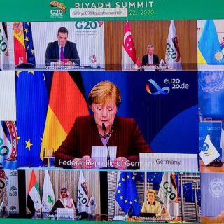 G20 wraps up with African debt relief a priority