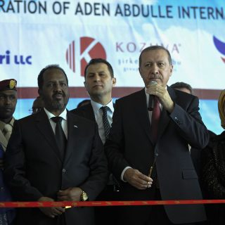 Honeymoon could soon be over for Erdogan's Turkey in Africa