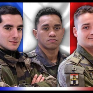 France mourns 3 soldiers killed in Mali
