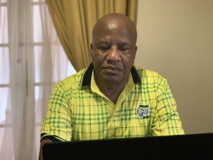 South Africa mourns loss of Mthembu to COVID