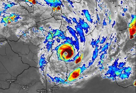 Storm Eloise hits Beira – again – with high winds, rain