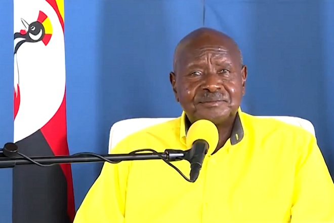 Museveni wins in Uganda, Wine remains under military guard