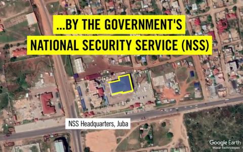 Amnesty links surveillance tech to South Sudan repression