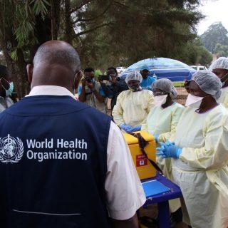 Ebola concerns spread as Liberia warns of suspected case