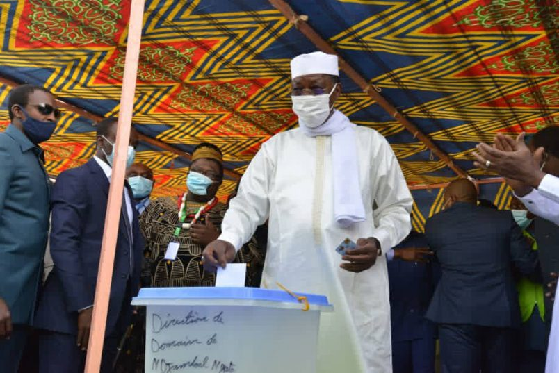 Déby dies in Chad following provisional re-election