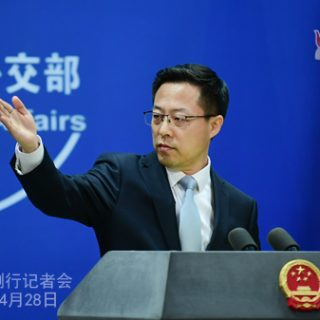 China warns U.S. against 'big-power competition' over Africa