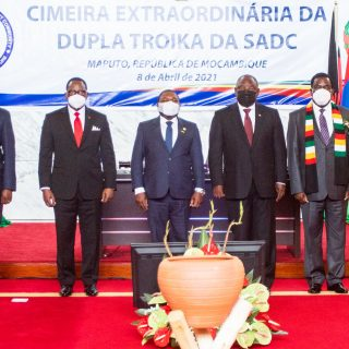 SADC puts Mozambique security assistance plan in motion