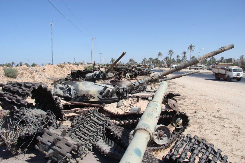 Libya's path to peace derailed by familiar roadblocks