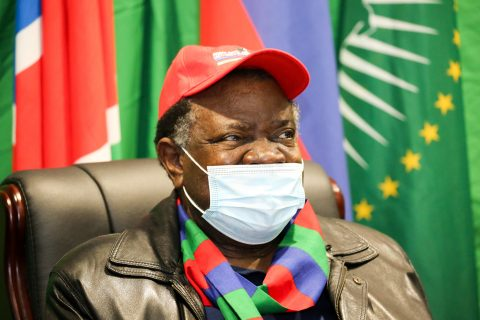 Namibia cases soar as Geingob recovers from COVID