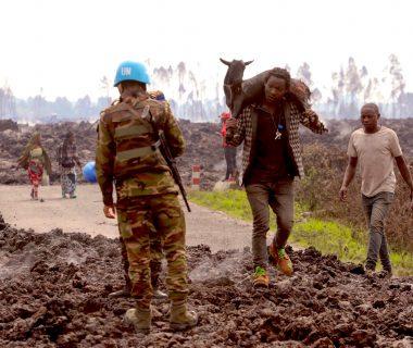 DRC volcano toll reaches 32, quakes shake neighboring Rwanda