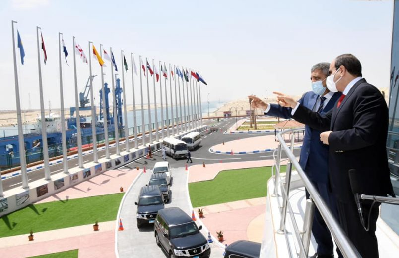 After Ever Given accident, Egypt plans to expand Suez Canal