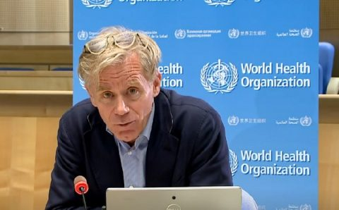 WHO: Africa COVID surge is dangerous and dire