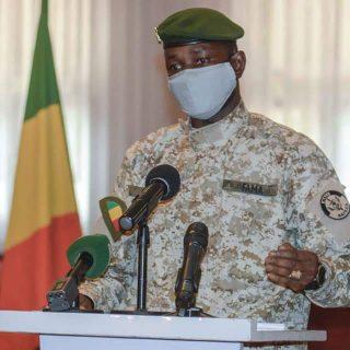 Mali confirms knife attack on Goïta during Eid prayers