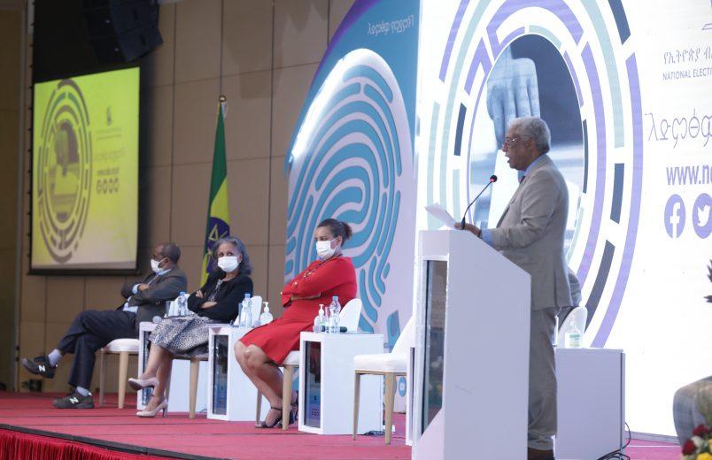 Ethiopia confirms Abiy election win