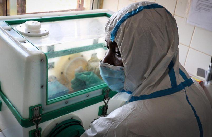 Burkina Faso reports suspected Ebola case
