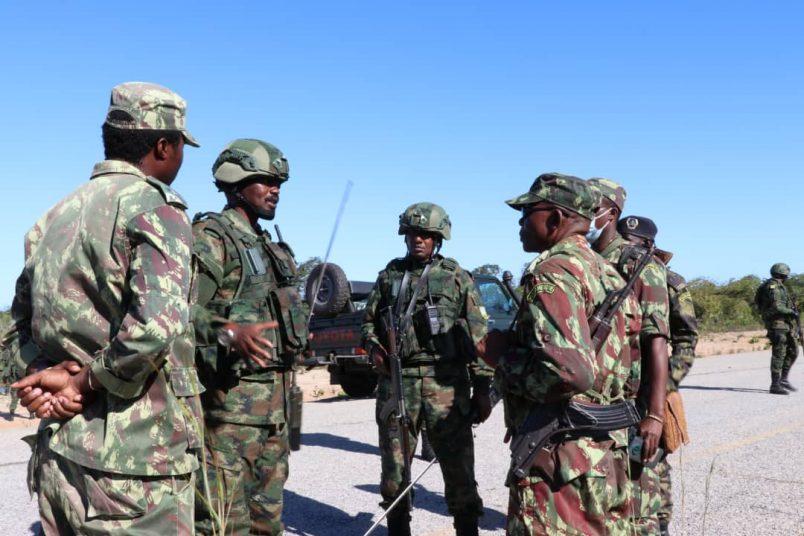 Rwandan forces recapture Mozambique's Mocímboa da Praia