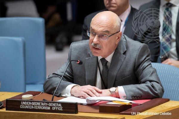 UN counterterrorism chief calls for renewed focus on Africa