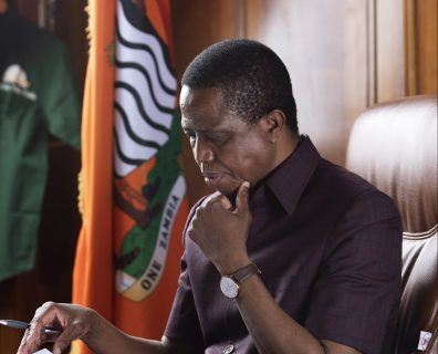 Lungu deploys military ahead of Zambia elections
