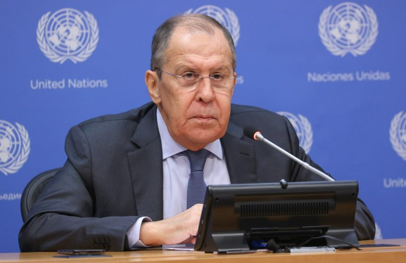 Lavrov defends Russia's role in Sahel, confirms Wagner plans