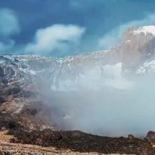 Africa's glaciers threatened by climate change